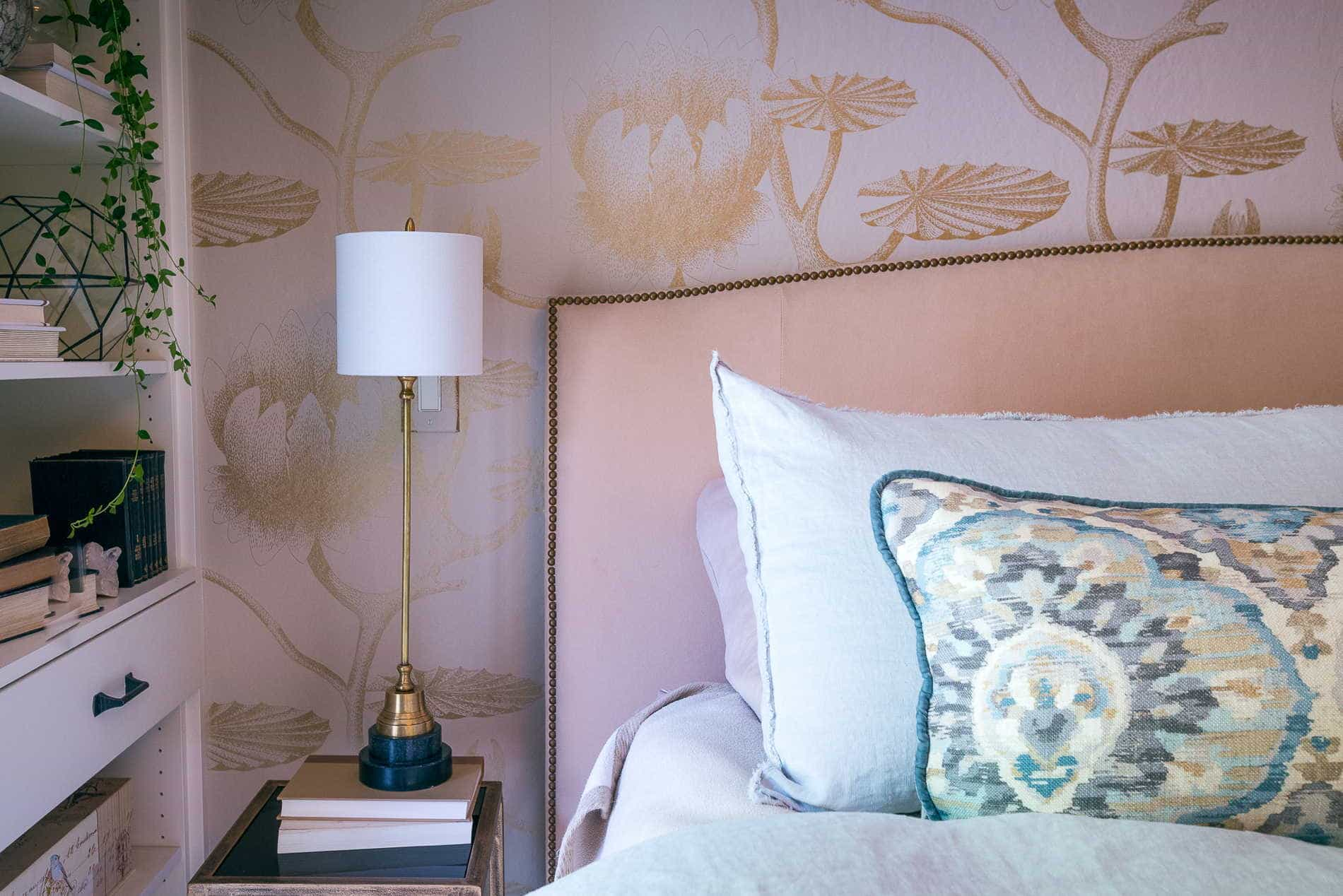 Terra Firma Home designer Krissy Millner offers master bedroom touches anyone can do.